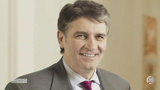 Acquittement de Raul Weil: retour sur la saga de l'ex numéro 3 d'UBS [RTS]