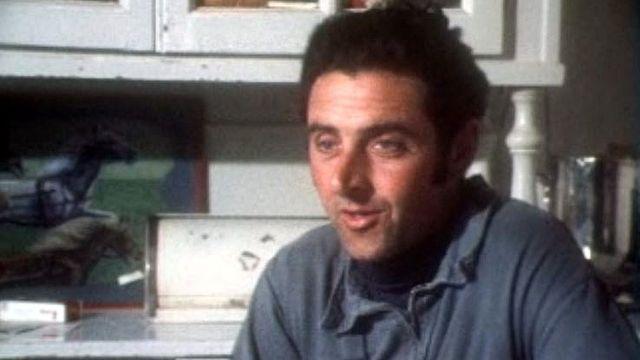 Yvan Pittet est agriculteur et champion suisse de trot attelé. [RTS]