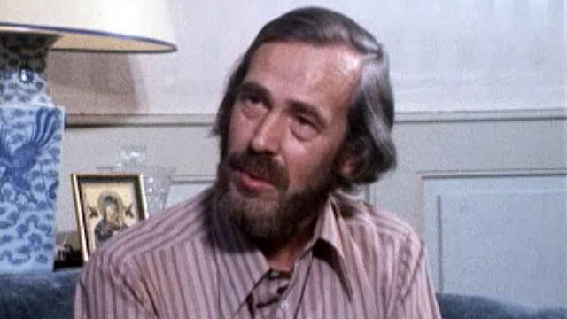 L'enseignant français Michel Lobrot et la pédagogie institutionnelle. [RTS]