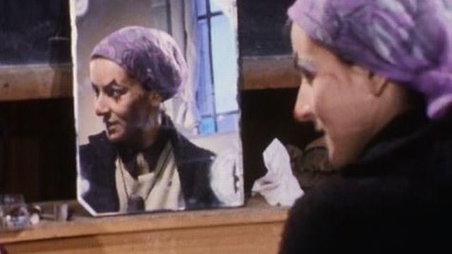 Un portrait de la comédienne et clown Marie-Noëlle Pelloquin. [RTS]