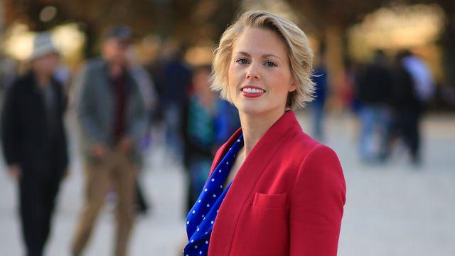 Tatyana Franck, nouvelle directrice du Musée de l'Elysée à Lausanne. [Anne du Chasnel]