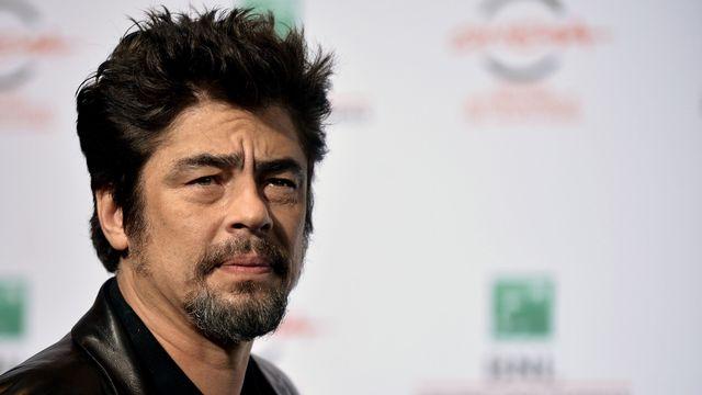 L'acteur Benicio Del Toro. [Tiziana Fabi. - AFP]