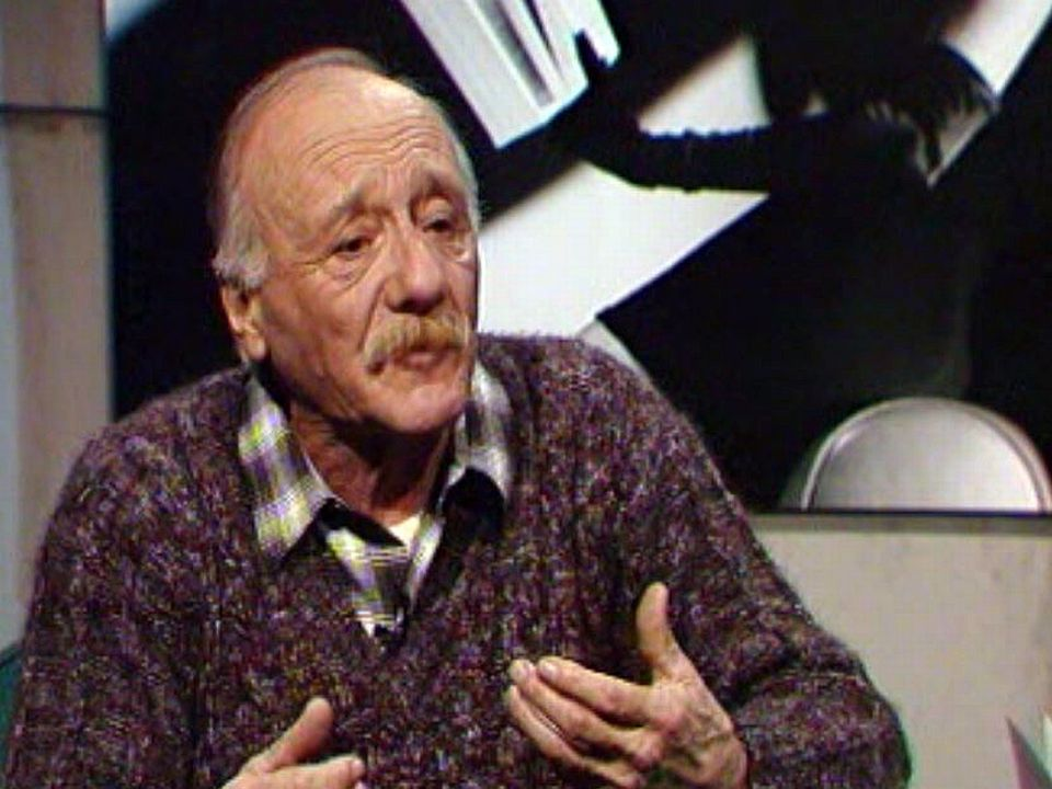 Maurice Chappaz évoque sa rencontre avec d'autres écrivains.