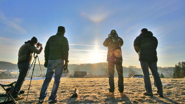 Observer le Soleil nécessite un équipement particulier. swa182 Fotolia [swa182 - Fotolia]