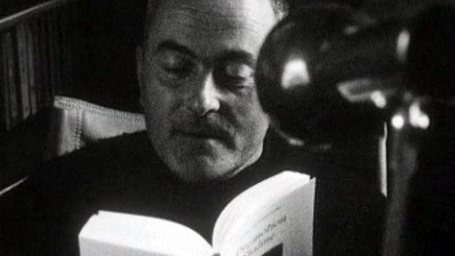 Gaston Cherpillod se voit comme un écrivain utopiste.