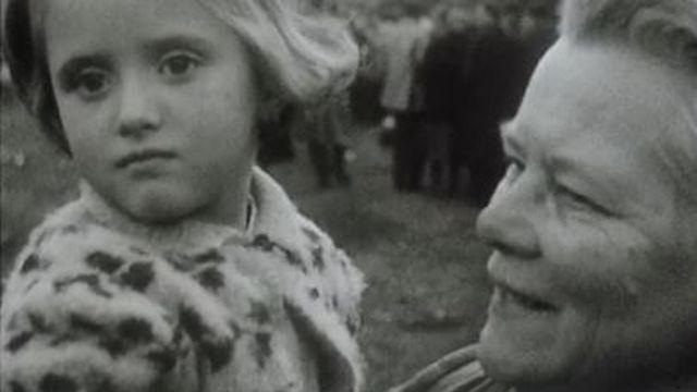 Buchs 1956: réfugiés hongrois [RTS]