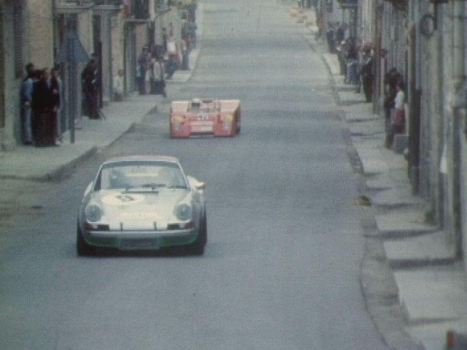Targa Florio, un rallye hors norme. [RTS]