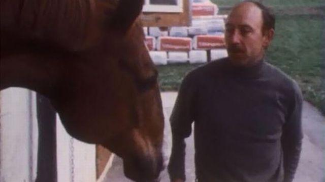 Rencontre avec Paul Weier, éleveur et sportif émérite. [RTS]