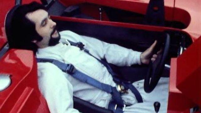 En 1973, le port de la ceinture n'est pas encore obligatoire. [RTS]