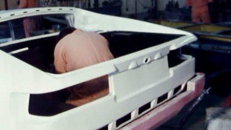 Chaque modèle des voitures Sbarro est conçu de façon originale. [RTS]