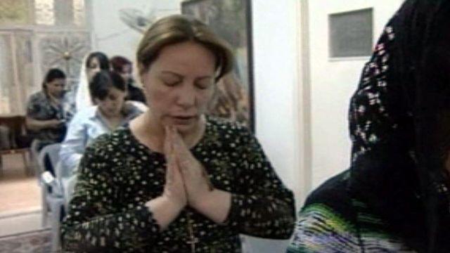 Une famille chrétienne d'Irak a choisi l'exil en Jordanie.