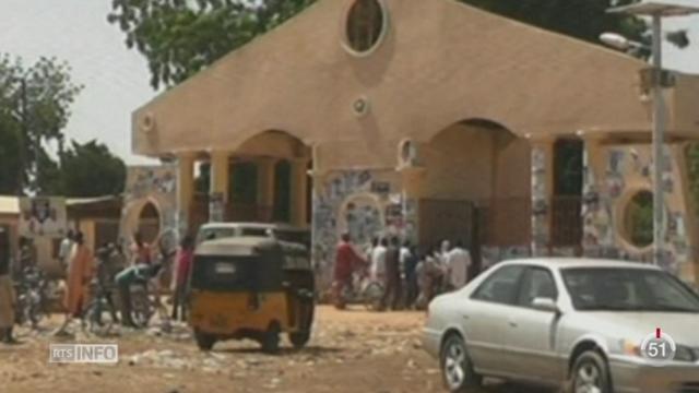 Nigéria: un attentat suicide a fait au moins 47 morts et près de 80 blessés dans un collège [RTS]
