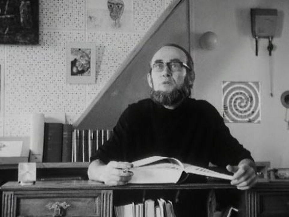 Pour Pierre Versins, la science-fiction est un état d'esprit. [RTS]