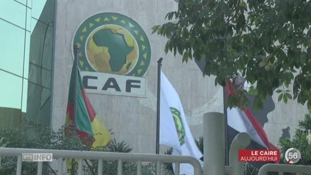 Football: la Coupe d'Afrique des nations n'aura pas lieu au Maroc [RTS]
