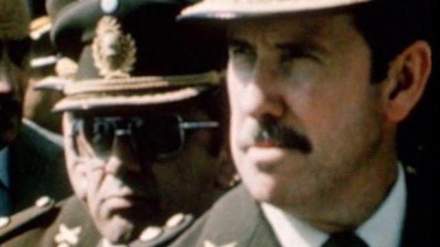 En 1976, les militaires argentins prennent le pouvoir