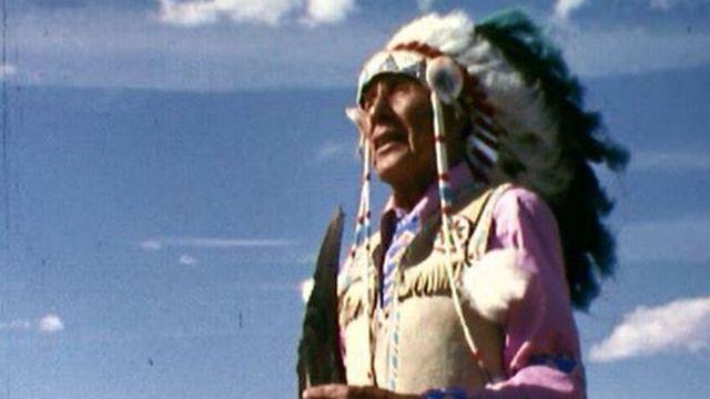Un Genevois a réalisé son rêve, rencontrer les indiens Sioux. [RTS]