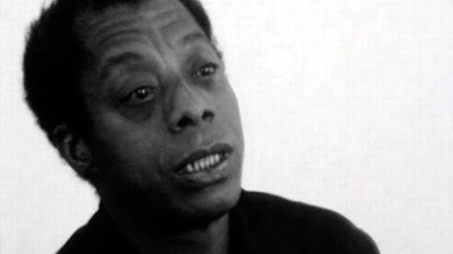 Un entretien avec l'écrivain noir américain James Baldwin. [RTS]