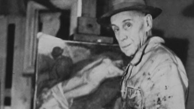 Il compte parmi les peintres suisses les plus importants du XXe siècle. [RTS]