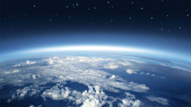 La couche d'ozone, invisible mais indispensable pour les humains.  Kobes Fotolia [Kobes - Fotolia]