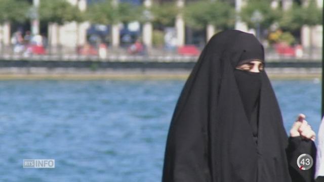 TI: l'interdiction de se dissimuler le visage dans l'espace public ne viole pas le droit [RTS]