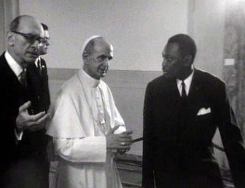 Paul VI à Genève