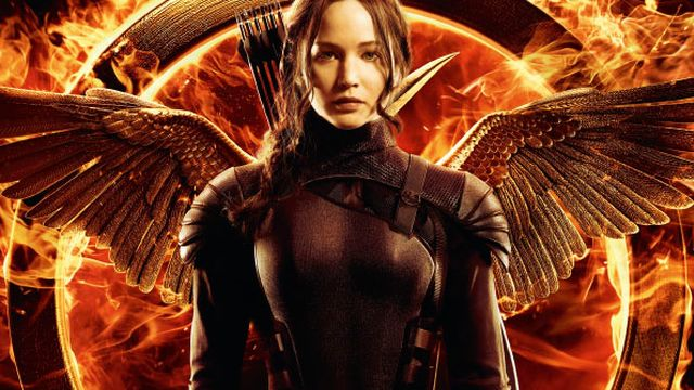 """L'affiche de """"Hunger Games: la révolte, partie 1"""". [Metropolitan FilmExport]"""