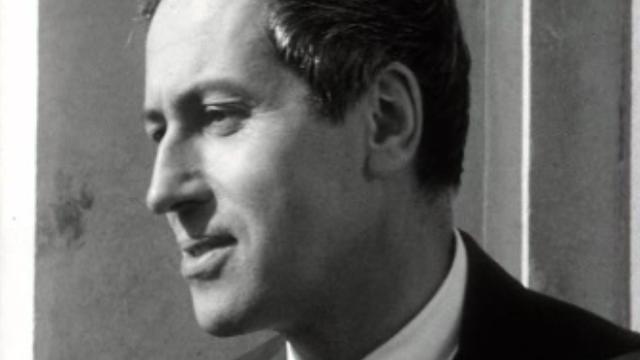 Gilbert Cesbron en 1961. [RTS ]