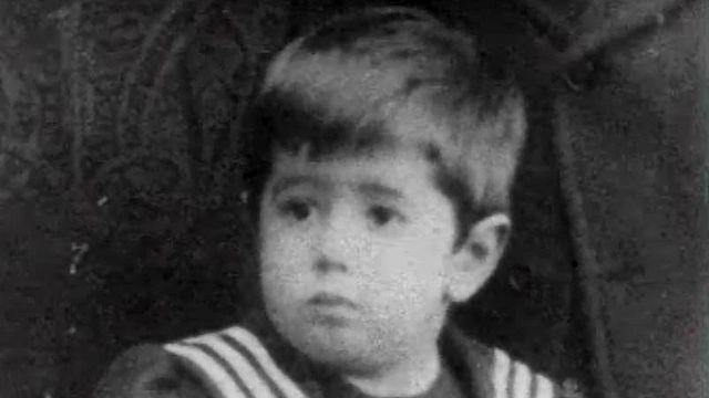 Michel Simon évoque son enfance à Genève.