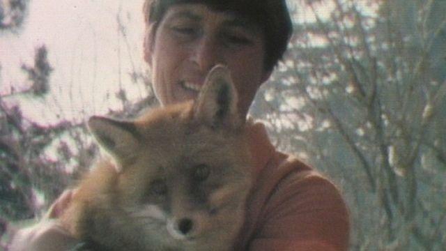 La dame au renard [RTS]