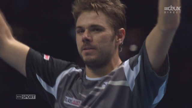 Wawrinka - Cilic (6-3, 4-6, 6-3): mission accomplie pour Wawrinka qui retrouvera Federer en demi-finale [RTS]