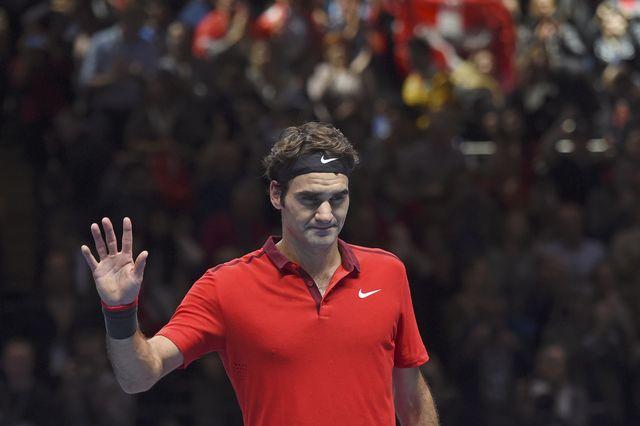 Roger Federer. [Tim Ireland - AP Photo/Keystone]