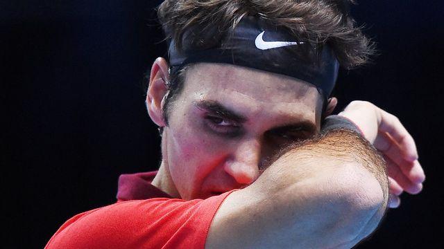 Roger Federer. [Andy Rain - EPA/Keystone]