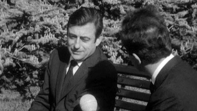L'acteur s'exprime sur le théâtre français des années 60.