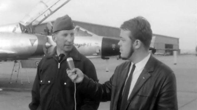 L'entraînement des pilotes de Mirages à Payerne.