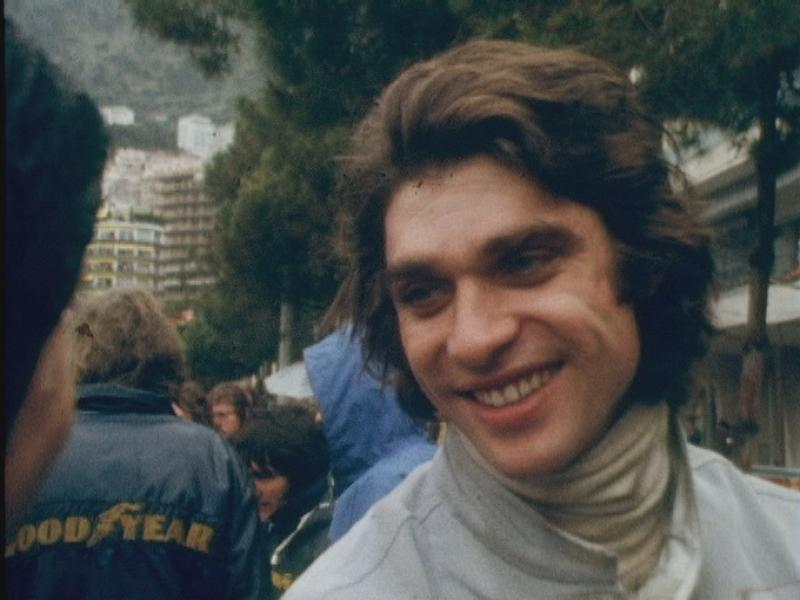 François Cevert - rts.ch - Caméra-sport