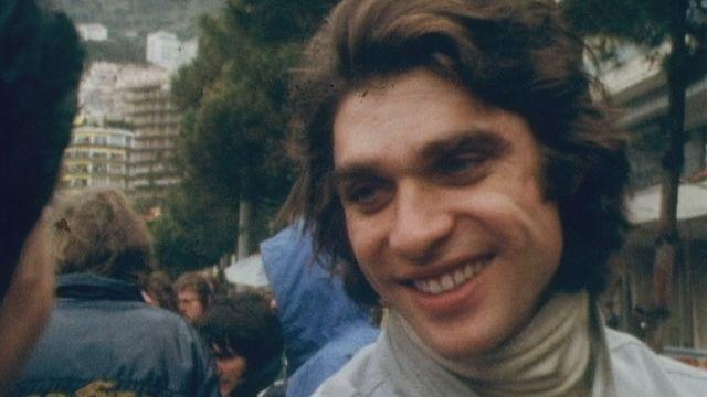 Le pilote automobile français François Cevert lors du Grand Prix de Monaco en 1972. [TSR 1972]