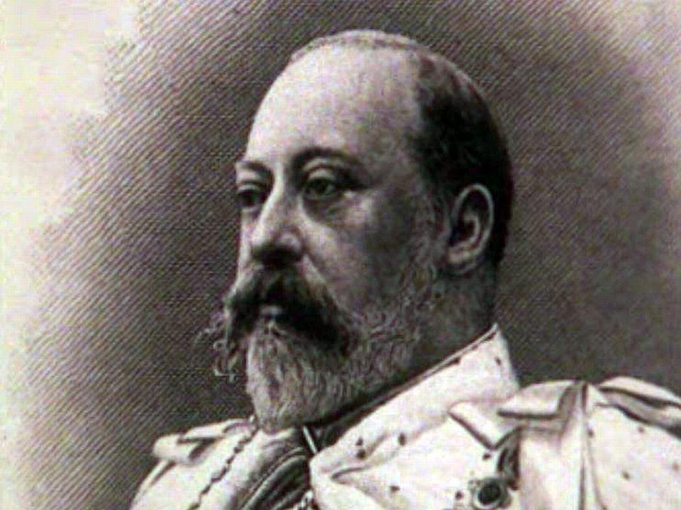 La France s'allie avec l'Angleterre d'Edouard VII pour obtenir le Maroc. [RTS]