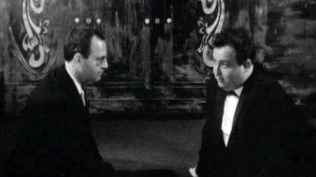 Georges Kleinmann au palace dans une parodie de Resnais.