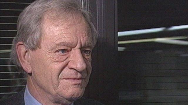 Itw de Jean-François Bergier [TSR 1996]