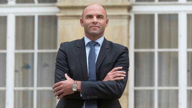 Conseiller national à Berne depuis sept ans, Laurent Favre est considéré comme consensuel et rassembleur. [Sandro Campardo - Keystone]