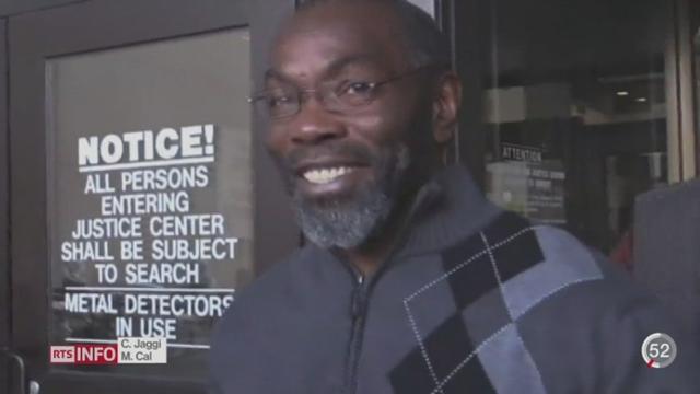 Un condamné à mort noir américain a retrouvé la liberté après 39 ans de prison [RTS]