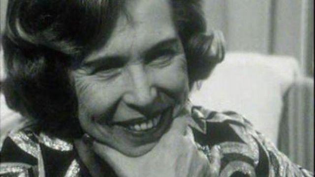 Marie-José de Savoie en 1972. [RTS]
