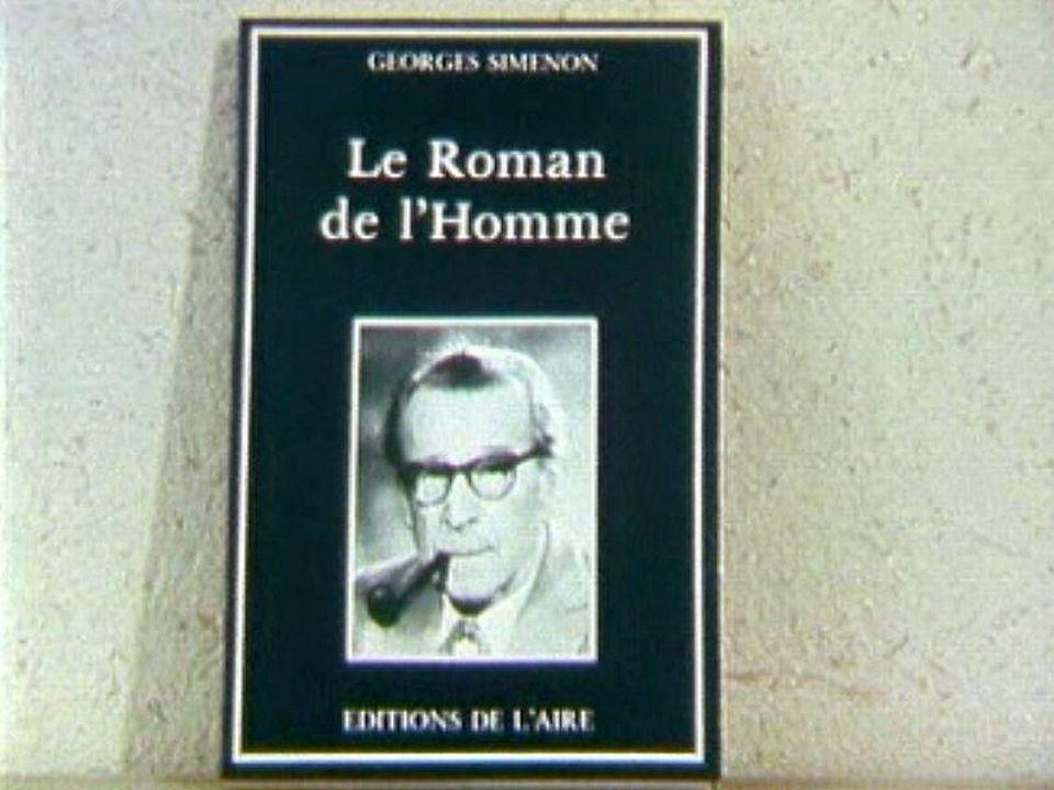Simenon a voulu soutenir la jeune maison des Editions de l'Aire. [RTS]