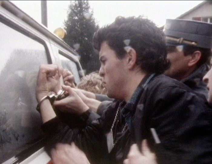 Arrestation d'un mineur, 1988
