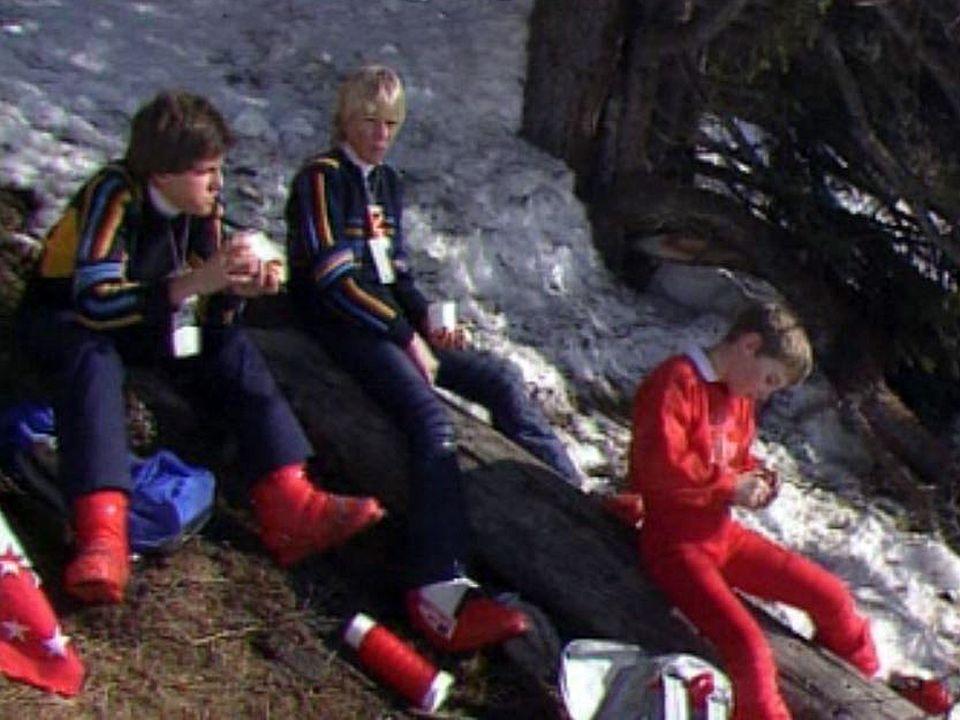 Une pause utile dans le championnat du monde de ski alpin. [RTS]