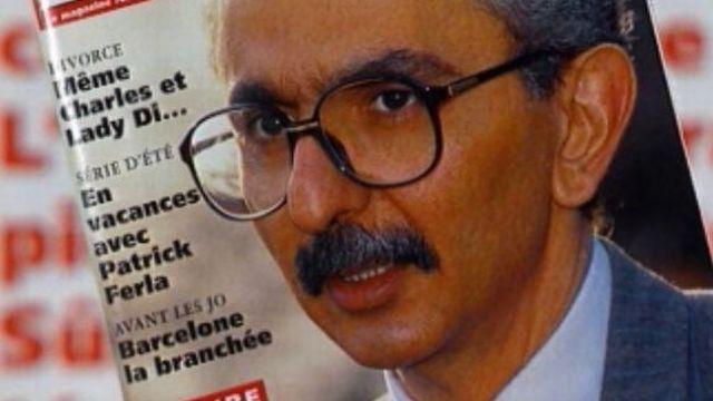 Le premier procès de Marc Achtari fait la une en 1989. [RTS]