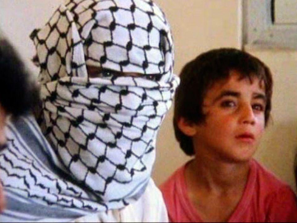 Les difficultés de la vie quotidienne pour les Palestiniens. [RTS]