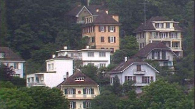 A Lausanne, pas de séropositifs dans le voisinage... [RTS]