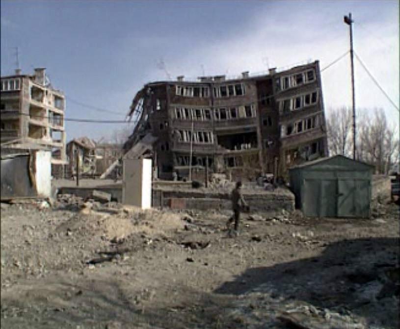 Séisme en Arménie - rts.ch - Temps présent