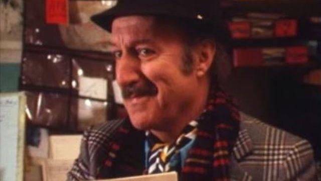Le chansonnier Jack Rollan en 1974. [RTS]